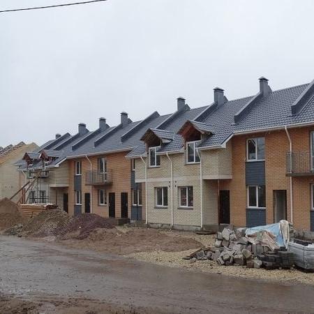 ЖК Ропшинский квартал ход строительства